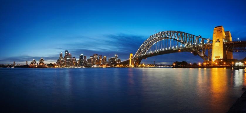 szdnez harbour bridge