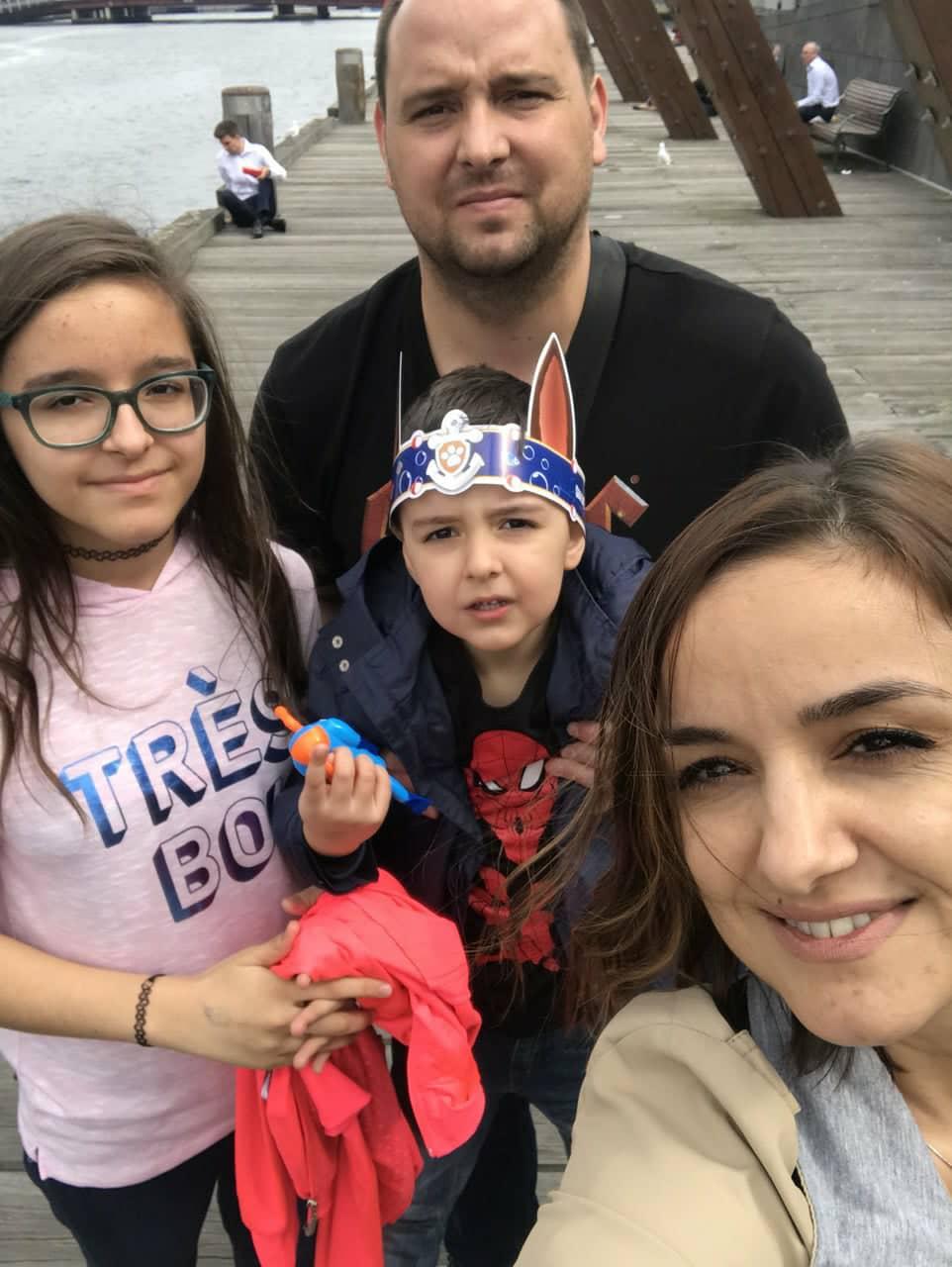 """Pozdravi od porodice Behlulović iz Brčkog- Edina Behlulović: """"Moja porodica i ja smo konačno ostvarili naše snove u Australiji""""!"""